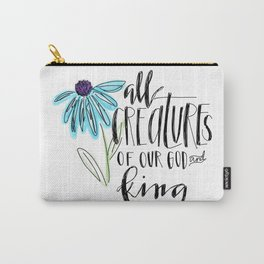 all creatures Carry-All Pouch