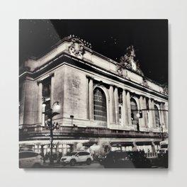 Grand central Termial New York Metal Print