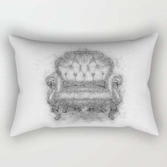 Sit a Bit! Rectangular Pillow