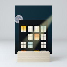Night and the City Mini Art Print