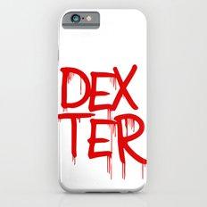word: Dexter Slim Case iPhone 6s