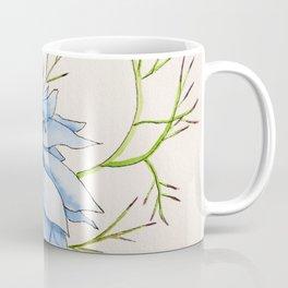 Love in the mist Coffee Mug