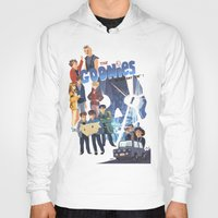 "the goonies Hoodies featuring The Goonies never say ""die"" ! by Collectif PinUp!"