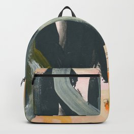 abstract painting IV Backpack