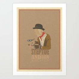 S&S Art Print