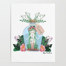 Miss Printemps Poster