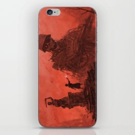 Mermaid of Warsaw iPhone Skin