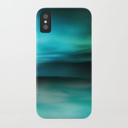 Flowing 2 iPhone Case