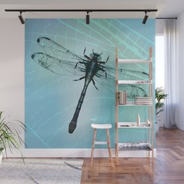 Dragonfly vector Wall Mural