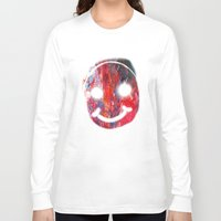 kids Long Sleeve T-shirts featuring Kids by Megan Spencer