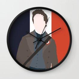 MARIUS – LES MISÉRABLES Wall Clock