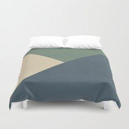 Three colors 7 Duvet Cover