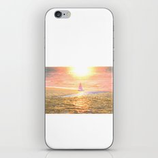 Sail dream iPhone & iPod Skin