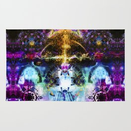 The Center Of Imagination Rug