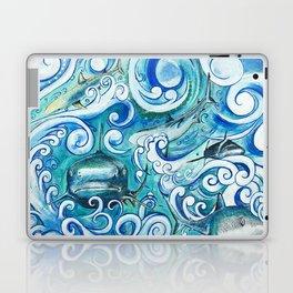Shark wave Laptop & iPad Skin