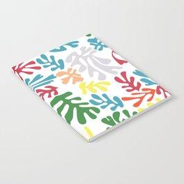Matisse Pattern 004 Notebook