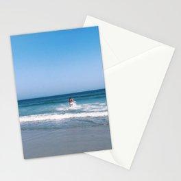 Narragansett Beach Summer Stationery Cards