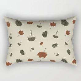 Forest Treasures Rectangular Pillow