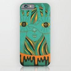 eyes of gypsy  iPhone 6 Slim Case