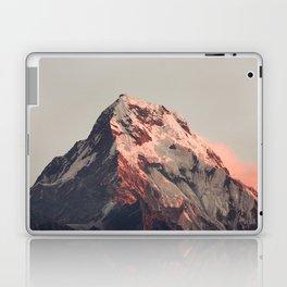Annapurna peak Laptop & iPad Skin