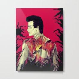 Chase Martinez Metal Print