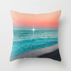 StAr Sea Throw Pillow