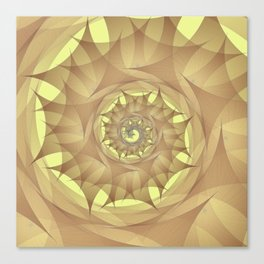 ZS AD Ethereal Spiral Drift V 1.4.2. S6 Canvas Print