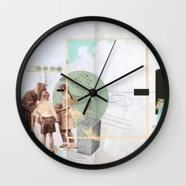 matthewbillington.com Wall Clock