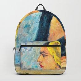 Self-portrait 1931 - Digital Remastered Edition Backpack