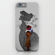 Consulting Detective Darkholme (Sherlock - Victorian - Steampunk - Mystique) Slim Case iPhone 6s