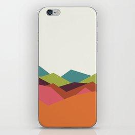 Chevron Mountain iPhone Skin