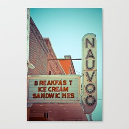 Nauvoo Canvas Print