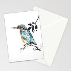 Kingfisher. Stationery Cards