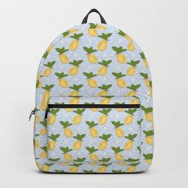 Lemon from Capri Backpack