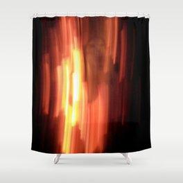 HellFire 001 Shower Curtain