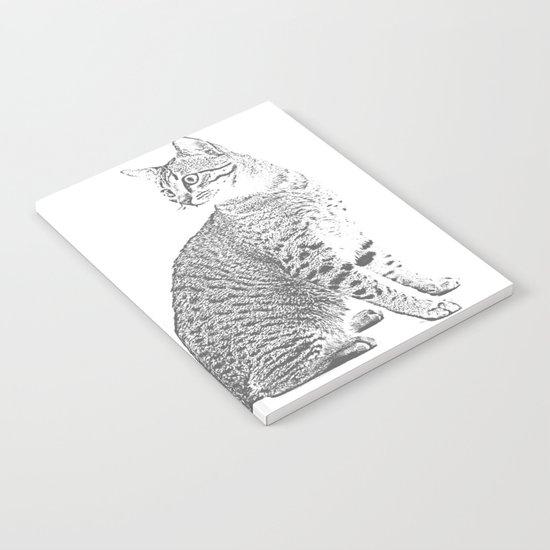 Cat Sketch Notebook