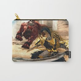 Knight - Beast Carry-All Pouch