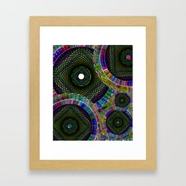 Spiral Multi Framed Art Print