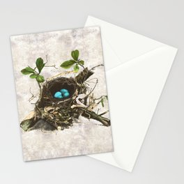 A commonplace miracle Stationery Cards