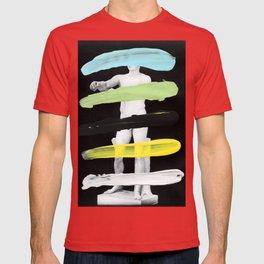 Untitled (Finger Paint 8) T-shirt