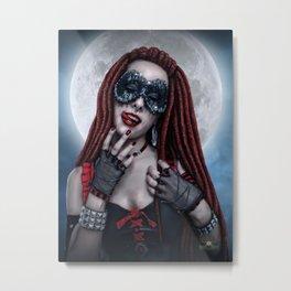 Moon Lust Metal Print