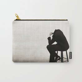 Thoughts of the past Carry-All Pouch