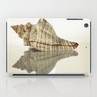 seashell iPad Cases featuring Seashell by Patrik Lovrin Photography