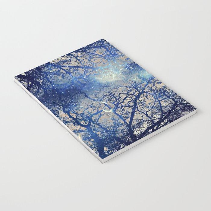 Winter Wood Notebook