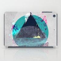minimalism iPad Cases featuring Minimalism 10 by Mareike Böhmer