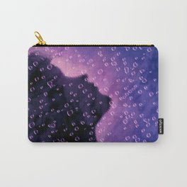 Silence in the Rain Carry-All Pouch