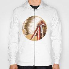Crow Native American Hoody
