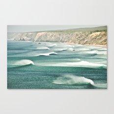 Algarve, portugal Canvas Print