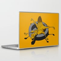 camel Laptop & iPad Skins featuring Camel by 2mzdesign