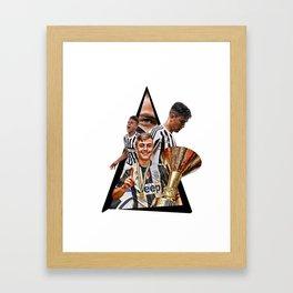 Dybala Framed Art Print